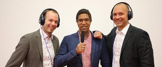 Podcast-Team